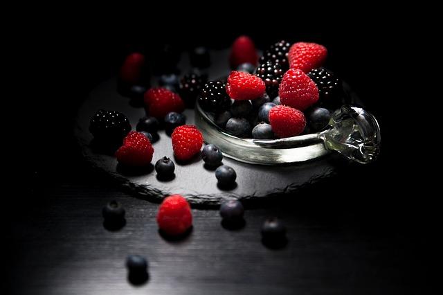 Korzyści z jedzenia jagód
