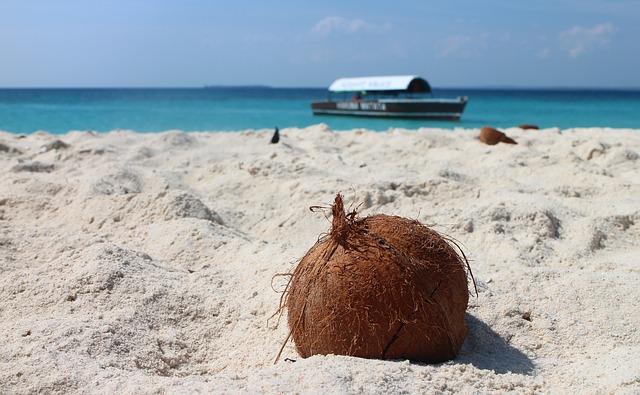 Dobroczynne działanie oleju kokosowego.
