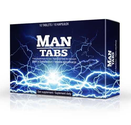 Man Tabs – skład, działanie i przechowywanie